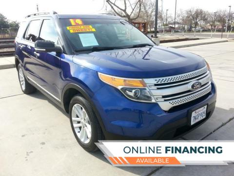 2014 Ford Explorer for sale at Super Cars Sales Inc #1 - Super Auto Sales Inc #2 in Modesto CA