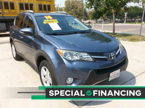 2014 Toyota RAV4 for sale at Super Cars Sales Inc #1 - Super Auto Sales Inc #2 in Modesto CA