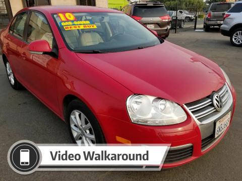 2010 Volkswagen Jetta for sale at Super Cars Sales Inc #1 - Super Auto Sales Inc #2 in Modesto CA