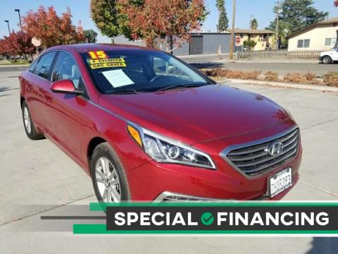 2015 Hyundai Sonata for sale at Super Cars Sales Inc #1 - Super Auto Sales Inc #2 in Modesto CA