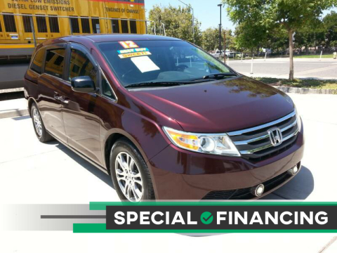 2012 Honda Odyssey for sale at Super Cars Sales Inc #1 in Oakdale CA