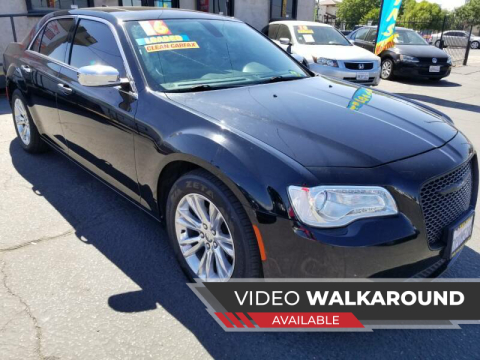 2016 Chrysler 300 for sale at Super Cars Sales Inc #1 - Super Auto Sales Inc #2 in Modesto CA