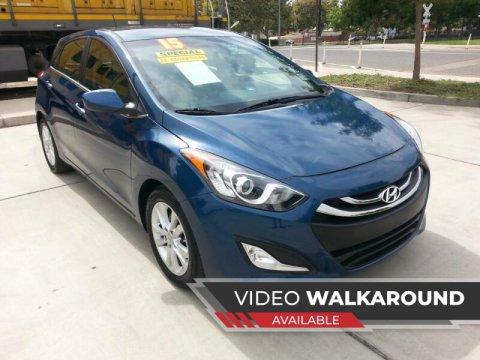 2015 Hyundai Elantra GT for sale at Super Cars Sales Inc #1 in Oakdale CA