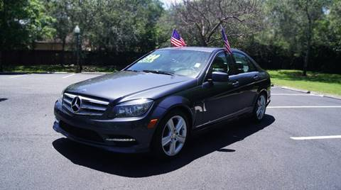 2011 Mercedes-Benz C-Class for sale in Miramar, FL