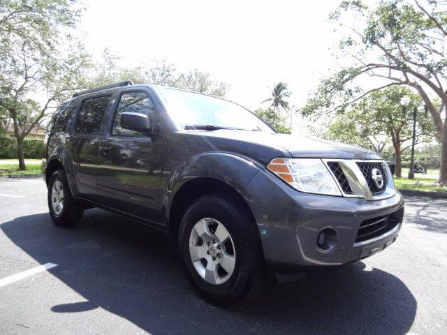 2012 Nissan Pathfinder For Sale >> 2012 Nissan Pathfinder Le In Miramar Fl Auto Direct Of South Broward
