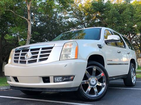 2007 Cadillac Escalade For Sale Carsforsale Com