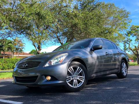 Used Infiniti Q40 For Sale Carsforsale Com