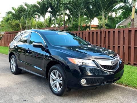 2013 Acura RDX for sale in Miramar, FL