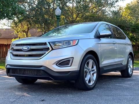 2018 Ford Edge for sale in Miramar, FL