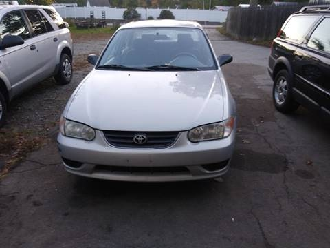 2001 Toyota Corolla For Sale In Bellingham, MA