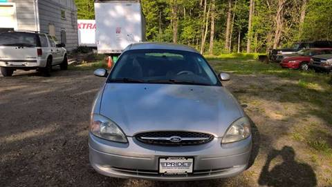 2002 Ford Taurus for sale in Bellingham, MA