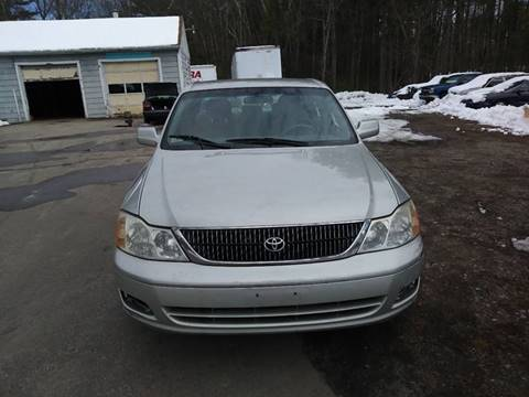 2000 Toyota Avalon for sale in Bellingham, MA