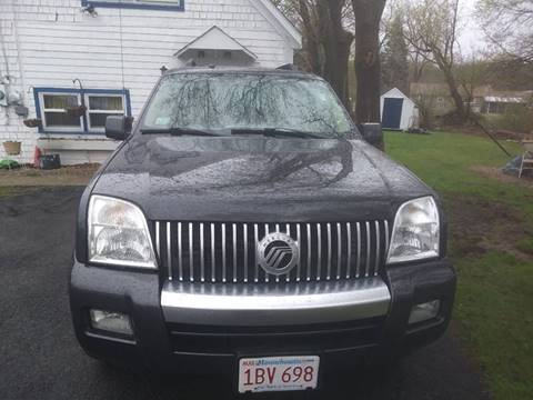 2007 Mercury Mountaineer for sale in Bellingham, MA