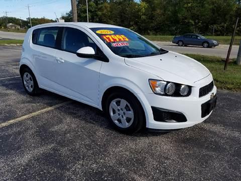 2014 Chevrolet Sonic for sale in Bedford, IN
