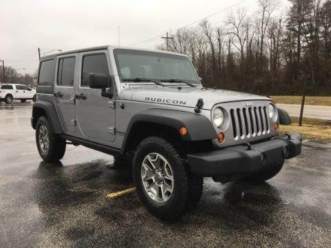 2013 Jeep Wrangler Unlimited for sale in Bedford, IN