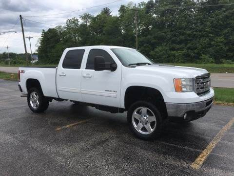 2011 GMC Sierra 2500HD for sale in Bedford, IN