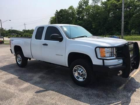 2013 GMC Sierra 2500HD for sale in Bedford, IN