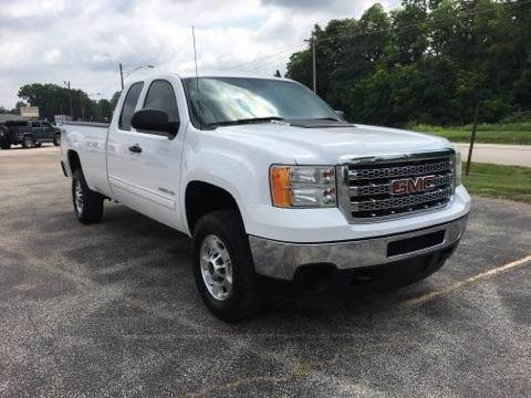 2012 GMC Sierra 2500HD for sale in Bedford, IN