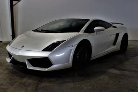 2009 Lamborghini Gallardo for sale in Dallas, TX