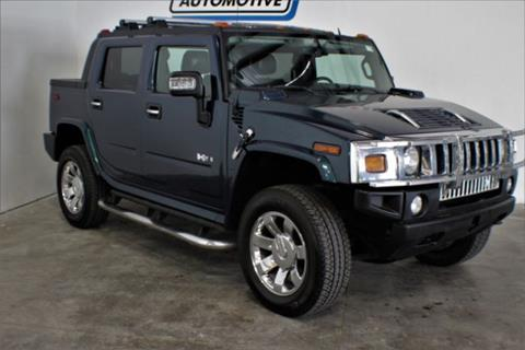 2008 HUMMER H2 SUT for sale in Dallas, TX