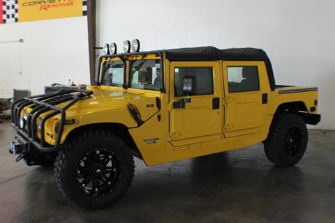 1998 AM General Hummer for sale in Dallas, TX