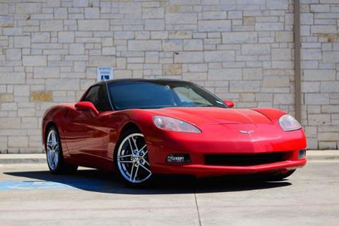 2005 Chevrolet Corvette for sale in Dallas, TX