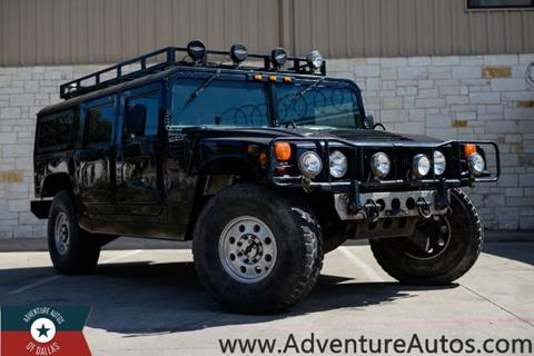 1996 AM General Hummer for sale in Dallas, TX