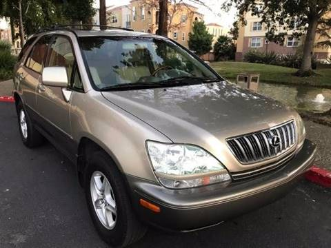 2002 Lexus RX 300 for sale in Fremont, CA