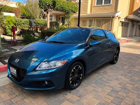 2014 Honda CR-Z for sale in Fremont, CA