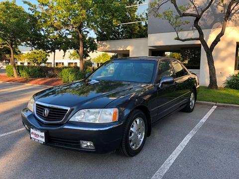 2003 Acura RL for sale in Fremont, CA