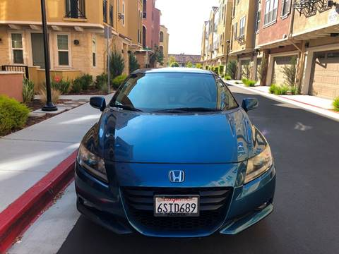 2011 Honda CR-Z for sale in Fremont, CA