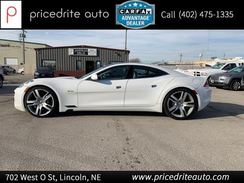 2012 Fisker Karma for sale in Lincoln, NE