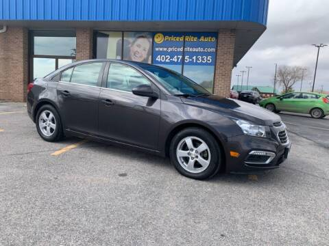 2016 Chevrolet Cruze Limited 1LT Auto for sale at Priced Rite Auto Sales in Lincoln NE