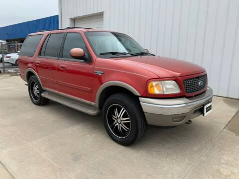 2000 Ford Expedition Eddie Bauer for sale at Priced Rite Auto Sales in Lincoln NE
