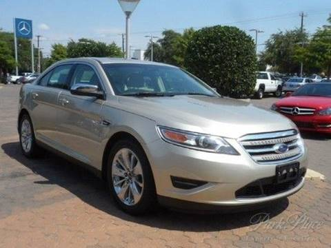 2011 Ford Taurus for sale in Syracuse NY