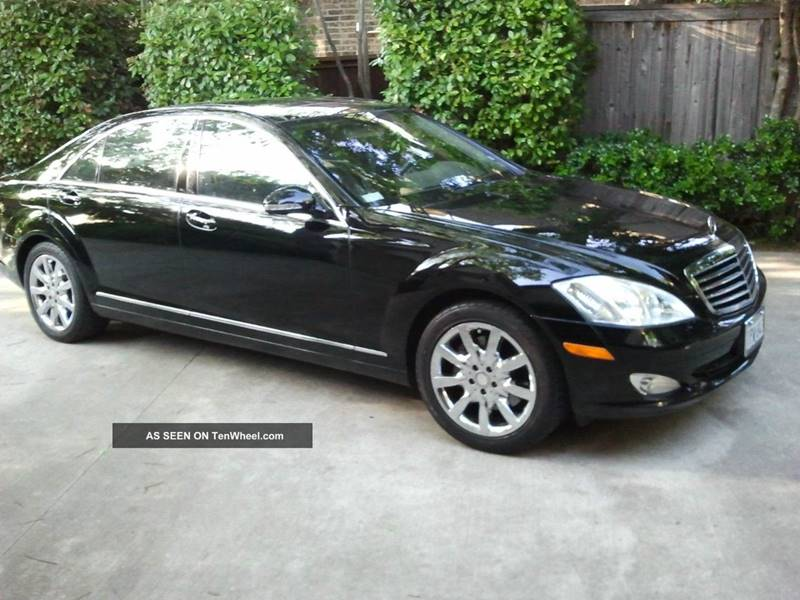 2007 mercedes benz s class awd s 550 4matic 4dr sedan in for Mercedes benz dealer syracuse ny