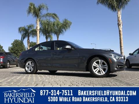 2016 BMW 3 Series for sale in Bakersfield, CA