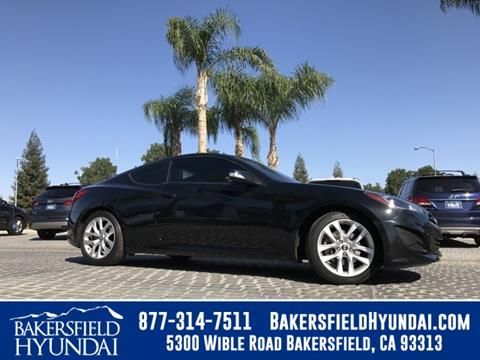 2013 Hyundai Genesis Coupe for sale in Bakersfield, CA