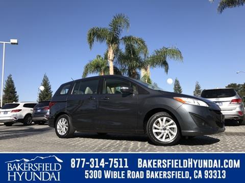 2014 Mazda MAZDA5 for sale in Bakersfield, CA