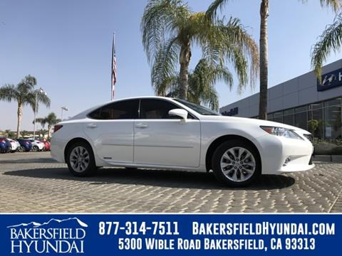 2015 Lexus ES 300h for sale in Bakersfield, CA