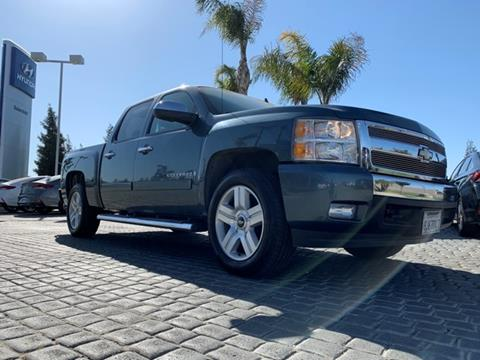 2007 Chevrolet Silverado 1500 For Sale In Bakersfield Ca