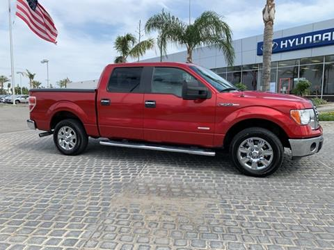 2011 Ford F-150 for sale in Bakersfield, CA