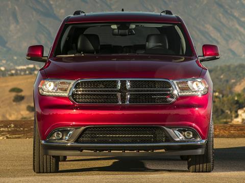 2016 Dodge Durango for sale in Bakersfield, CA