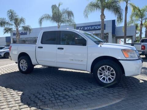 2009 Nissan Titan for sale in Bakersfield, CA