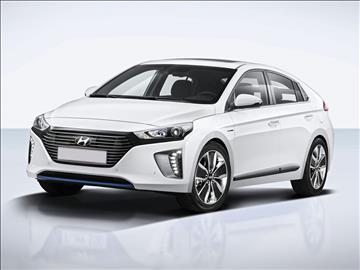 2017 Hyundai Ioniq Hybrid for sale in Bakersfield, CA