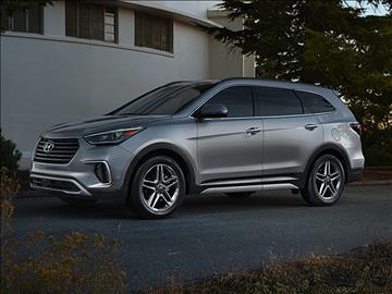 2017 Hyundai Santa Fe for sale in Bakersfield, CA