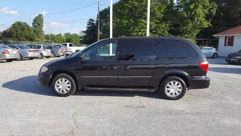 2006 Chrysler Town and Country for sale in Conyers, GA