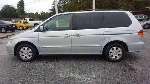 2004 Honda Odyssey for sale in Conyers, GA