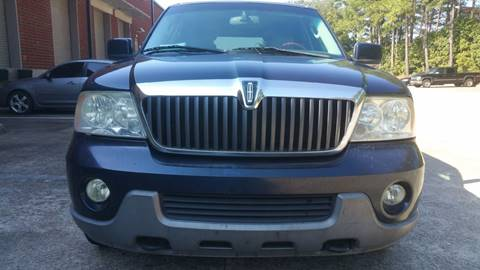 2004 Lincoln Navigator for sale in Conyers, GA