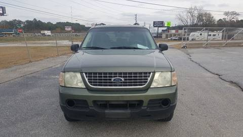 2003 Ford Explorer for sale in Conyers, GA